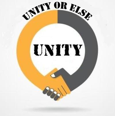 END TIMES: UNITY OR ELSE!