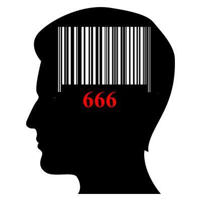 Mark of the beast: 666