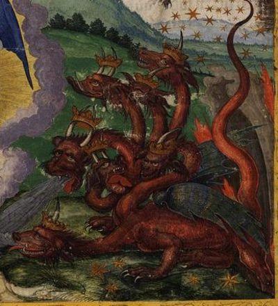 Beast of Revelation