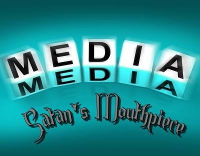 Corporate Media: Satan's Mouthpiece
