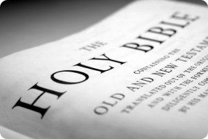 Bible: prophetic chapters