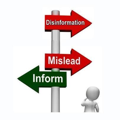 DISINFORMATION: Steered wrong from the inside