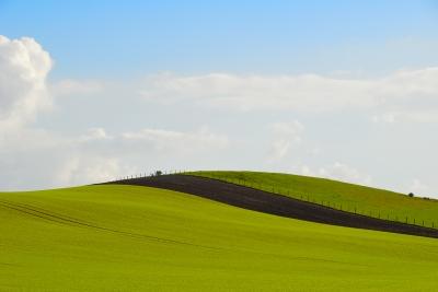 faith to move a hill?
