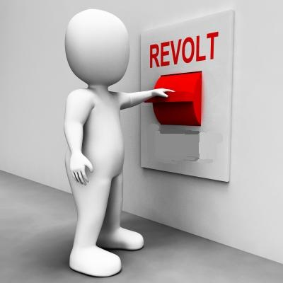 REVOLT: Rebellion is as witchcraft--and as American as apple pie