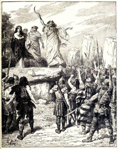 pagans, druids, Mabon, autumnal equinox