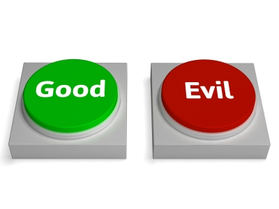 Calling Good evil and Evil good