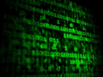 Matrix Code: Living in a Matrix simulation?