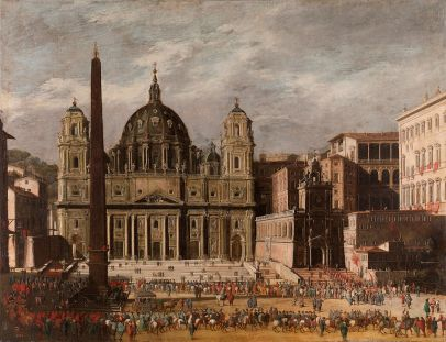 The Vatican and one-world government