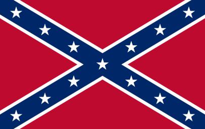 Conferate flag