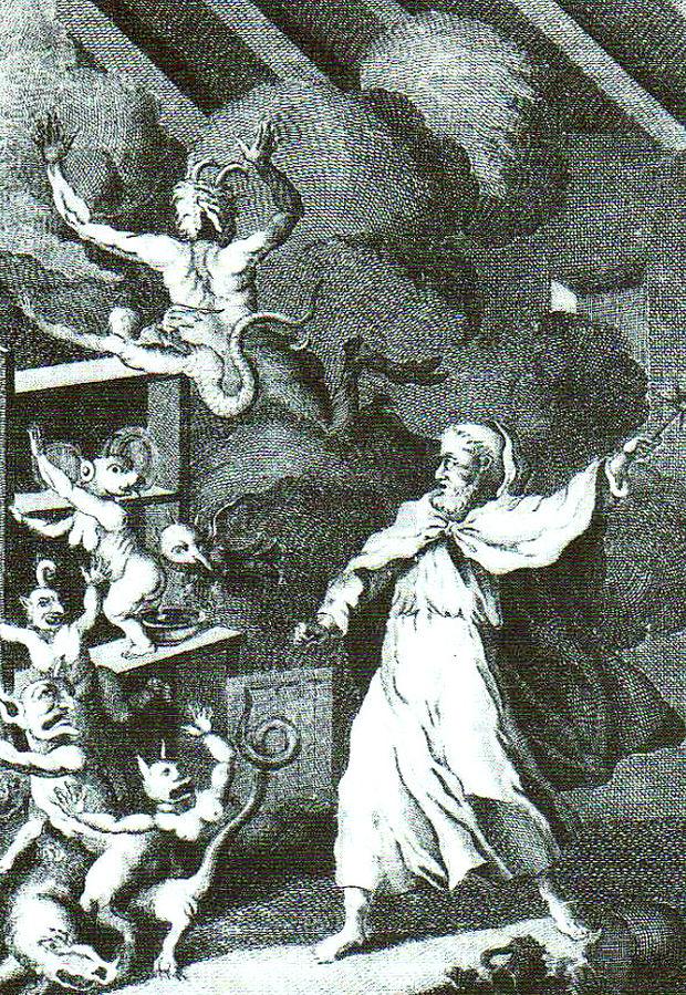 Fake exorcists/exorcism