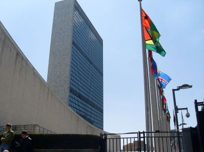 United Nations: UN to the rescue!