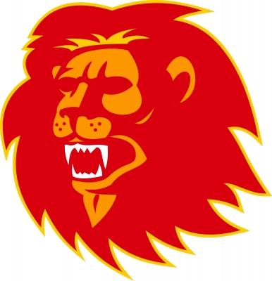 The devil: Roaring Lion