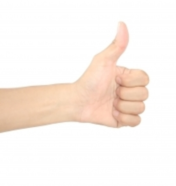 THUMBS UP: Facebook