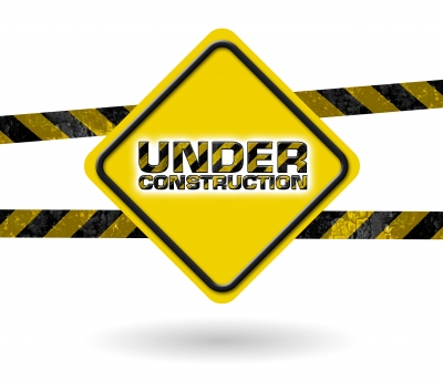 under construction: a work in progress