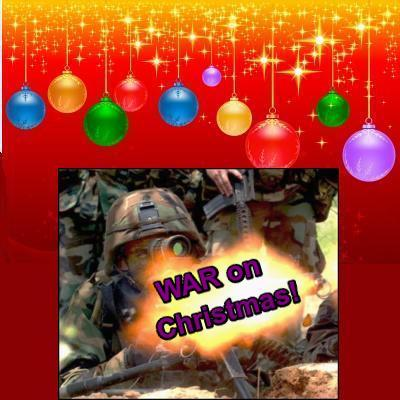 War on Christimas - digitalart, FDP-ETPR