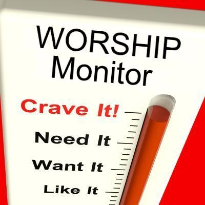 Worship Monitor: Craving Worship