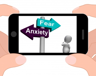 anxiety and fear