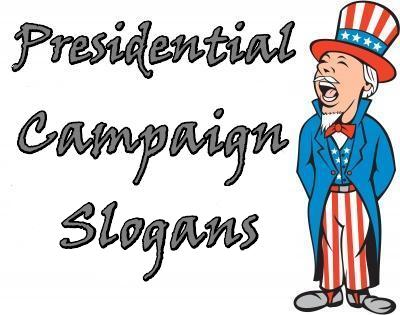 presidential campaign slogans