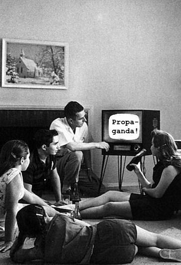 Entertaining propaganda