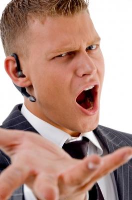 complain - angry- upset