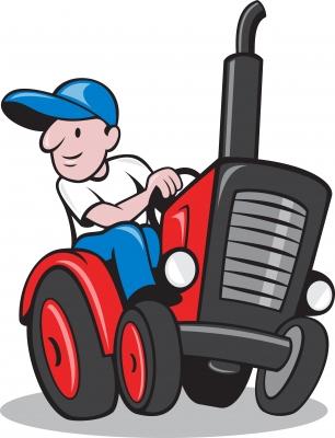 farmer -tractor