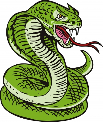Sanke-serpent