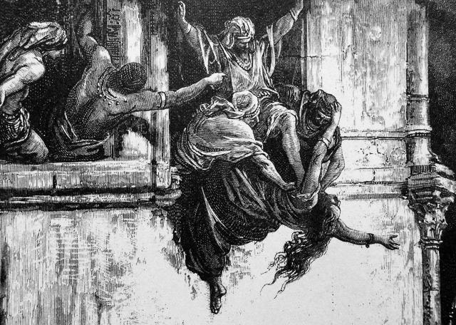 Jezebel: Death of Jezebel