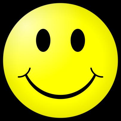 smiley - optimism