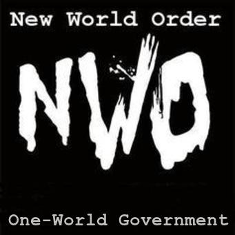 NWO: New World Order - one-world government