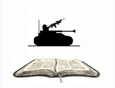 The World's War against God's Word.