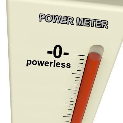power meter: powerless