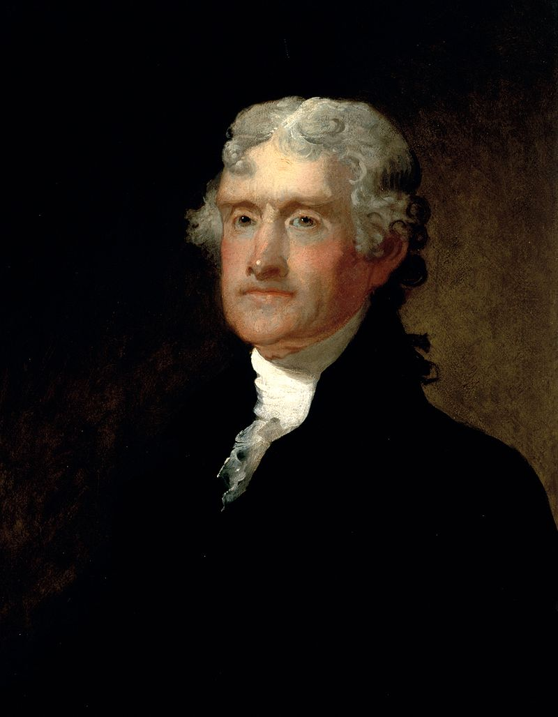 Thomas Jefferson - WMC/pd