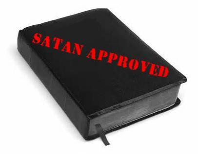 Bible: Satan-approved version