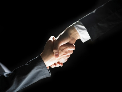 handshake, contract