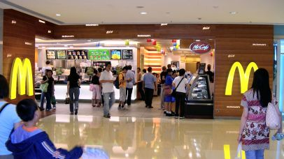 McDonald's: New business plan?