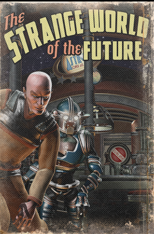 science fiction: strange worlds
