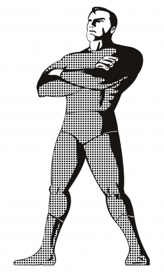 Amercan mythos: American superhero