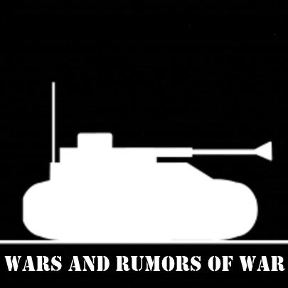 wars and rumors of war: strong leader