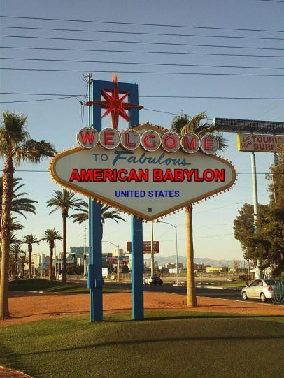 Welcome to American Babylon