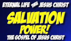 Salavation through Jesus Christ