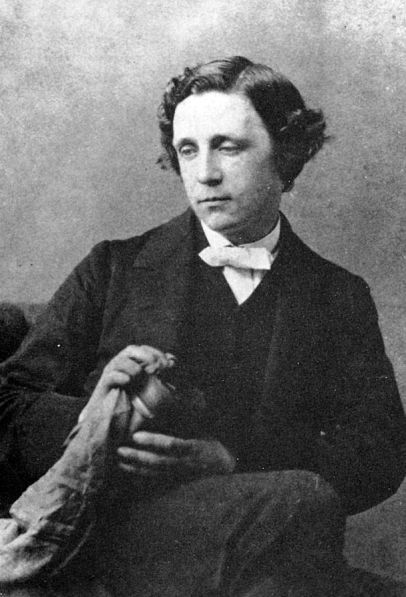 Lewis Carroll, pedophile
