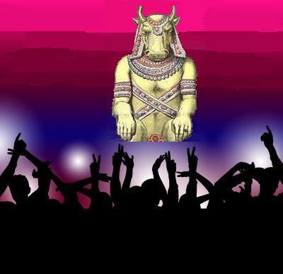 worshiping the demonic