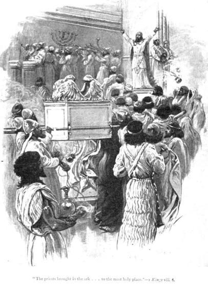 ark of the (broken) covenant