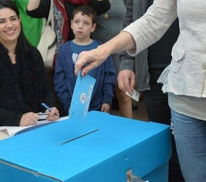 voting - ballot box