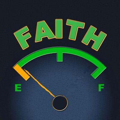 empty faith METER
