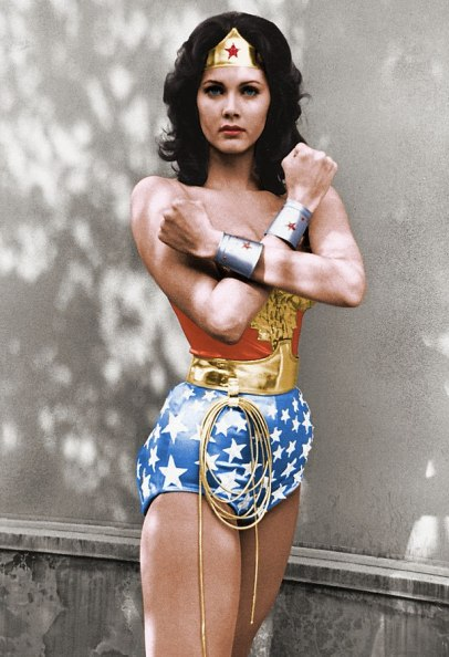 Wonder Woman: Lynda Carter