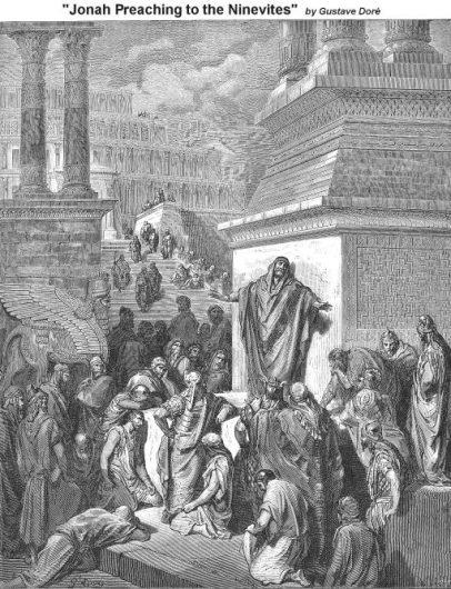 prophet Jonah