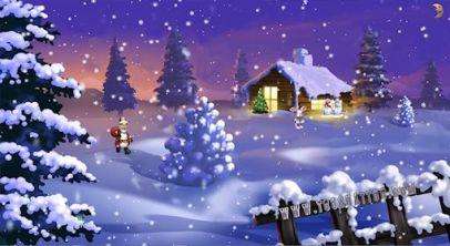 Christmas time?