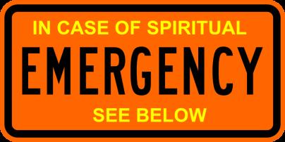 eternal spiritual emergency