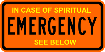 eternal spiritual emergency